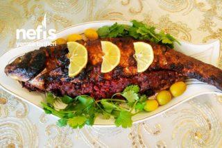 Fırında Ekşili Balık Tarifi