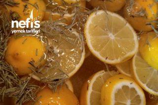 Haftada 2 Kg Verdiren Limon Kürü Tarifi