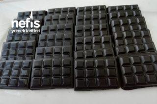 Kendi Çikolatanı Kendin Yap (Videolu) Tarifi