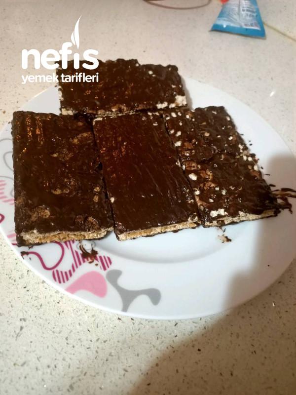 Tadı Ülker Çikolatayı Aratmayan Sağlıklı Gofret