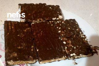 Tadı Ülker Çikolatayı Aratmayan Sağlıklı Gofret Tarifi