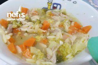 +8 Sebzeli Tavuk Yemeği Tarifi