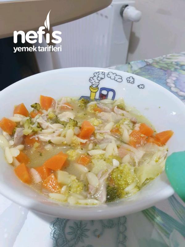 +8 Sebzeli Tavuk Yemeği