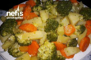 Brokoli Salatası Diyet İçin Harika Bir Seçim Tarifi