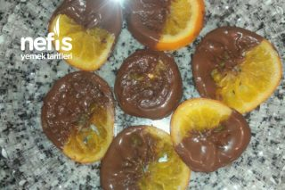 Çikolatalı Portakal Tarifi