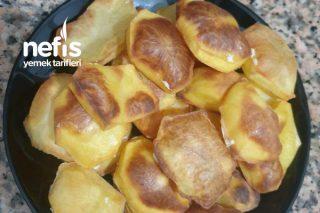 Fırında Patates (Köz Tadında) Tarifi