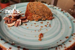 Havuçlu Tarçınlı Kek ( Glutensiz- Süt- Ürünsüz-Rafine Şekersiz) Tarifi