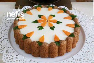 Kremalı Havuçlu Kek Tarifi