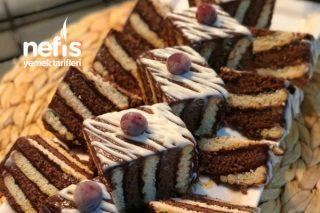 Mozaik Pasta (Bisküvili Pasta) Tarifi