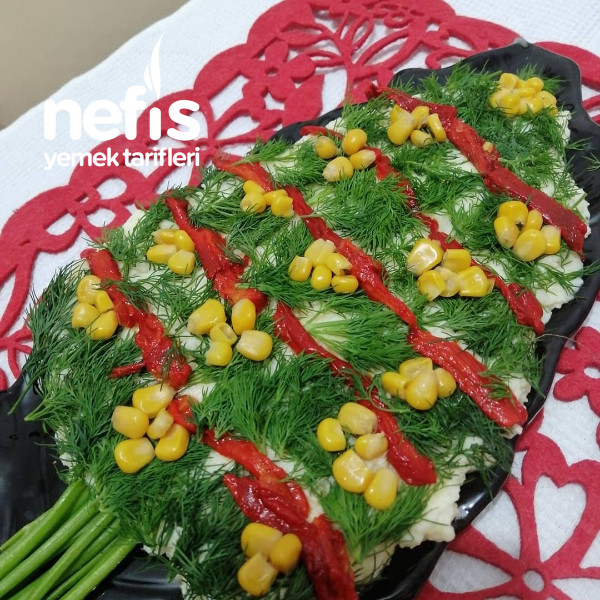 Yılbaşı Salatası