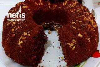 Cevizli Kakaolu Kek (Mükemmel) Tarifi