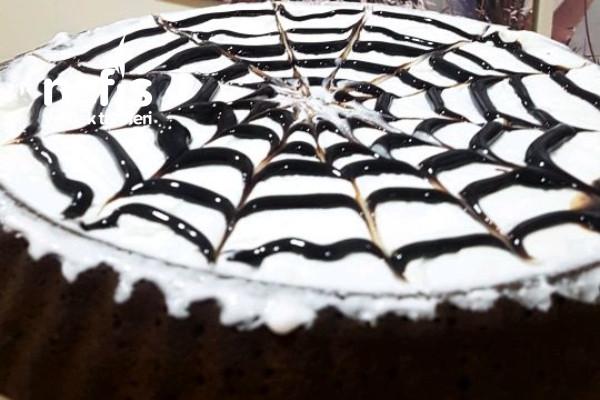 Mozaik Kekli Şantili Pasta