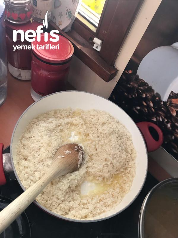 Püf Noktalarıyla Leziz Pirinç Pilavı