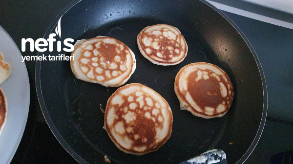 "Enfes Ve Cok Pratik ""pankek"" (Pancake)"