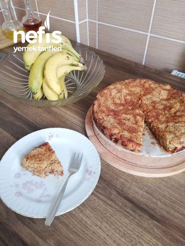 Elmali Sihirli Pasta