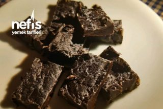 Ev Çikolatası (Kalıp Bitter) Tarifi