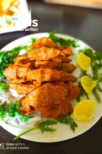 Lokum Çiğköfte (Patatesli )