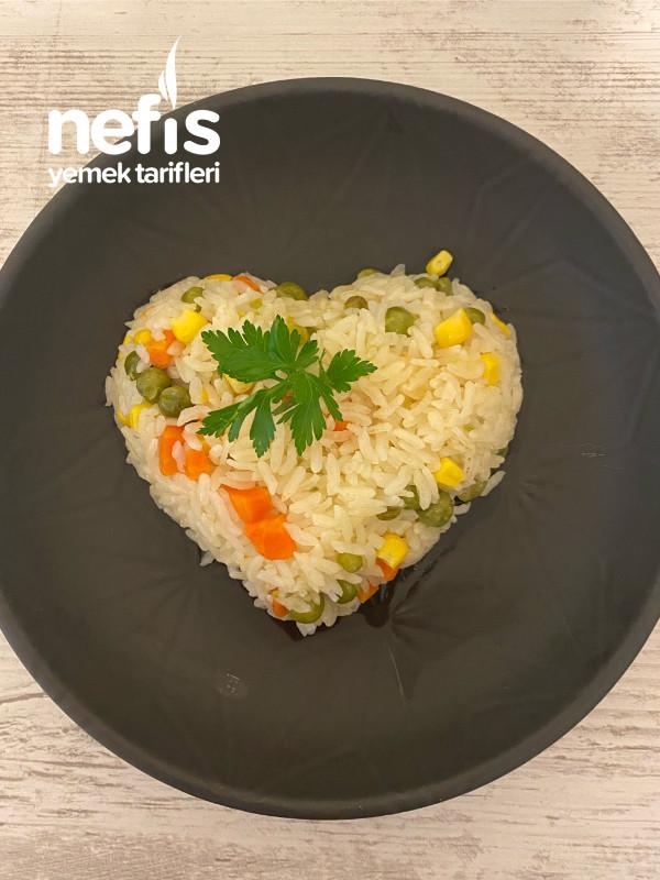 Sebzeli Pirinç Pilavı (2 Kişilik)