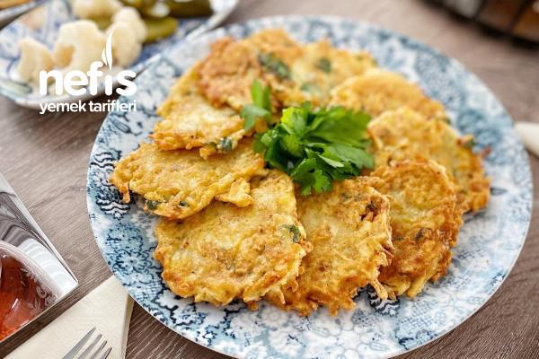 Şipşak Lezzet Patates Mücveri Tarifi