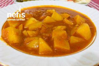 Sulu Patates Yemeği (Ana Yemek ) Tarifi