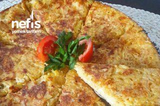 Tavada Patates Böreği (Kahvaltılık) Tarifi