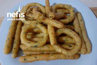 Çıtır Patates Çubukları Tarifi