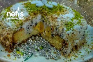 Hazır Pandispanya Kekinden (Kolay Pasta) Tarifi