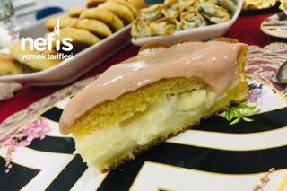 Kremalı Pasta Tarifi