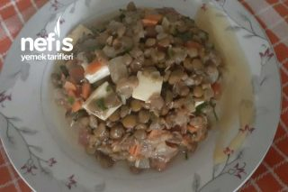 Mercimek Salatası (Lentil Salad) Tarifi