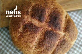Tam Buğday Ekmeğim (Beyaz Unsuz) Tarifi