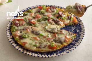 Bu Tarif Kaçmaz!! Enfes Patates Pizzası Tarifi (Videolu)