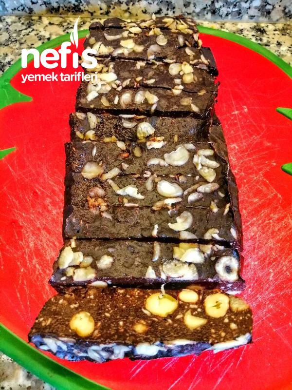 Diyet Çikolata(4 Malzemeli)