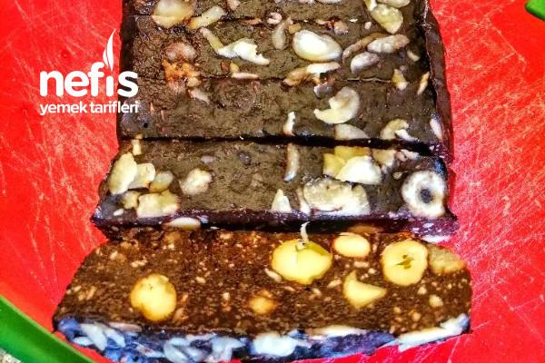 Diyet Çikolata (4 Malzemeli)