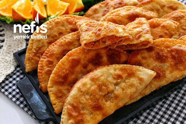 Patatesli Çi Börek (Muhteşem İç Harcıyla) Tarifi
