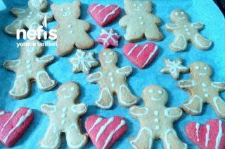 Yılbaşı Kurabiyeleri (Gingerbread) Tarifi