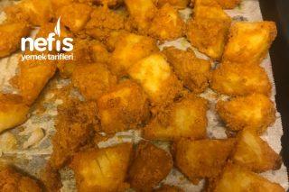 Zerdeçallı Mısır Unlu Fırın Patates Tarifi