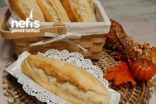 Çıtır Çıtır Hakiki Fırın Ekmeği Tarifi