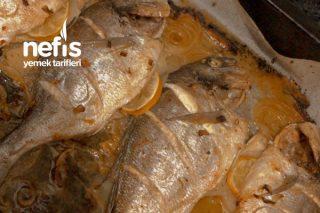 Fırında Balık(Çipura) Tarifi