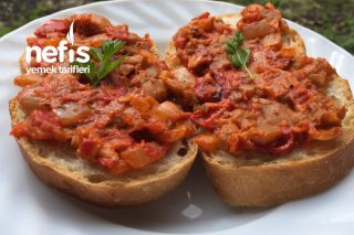 Kahvaltılarda Vazgeçemeyeceğiniz Patlıcanlı Sos Tarifi