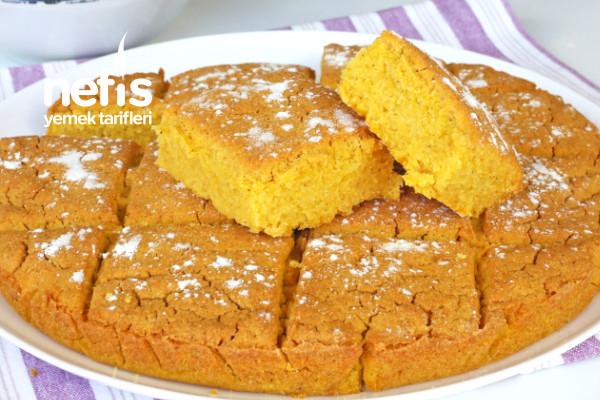 Bayatlamayan Kolay Mısır Ekmeği Tarifi (videolu)