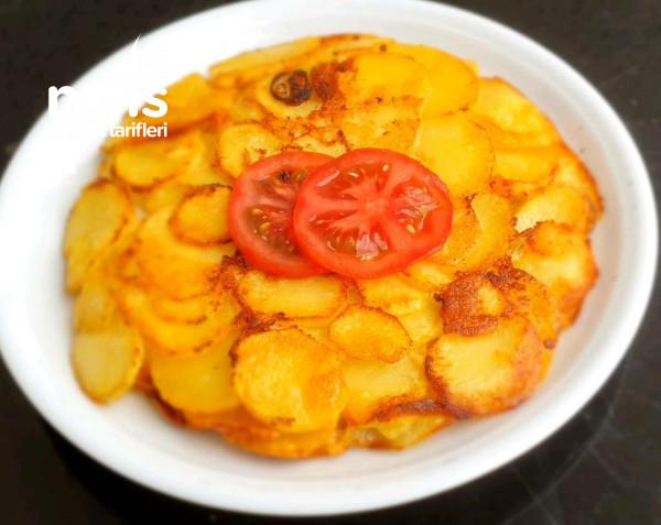 Kahvaltiya Mükemmel Lezzette En Kolayindan Patates