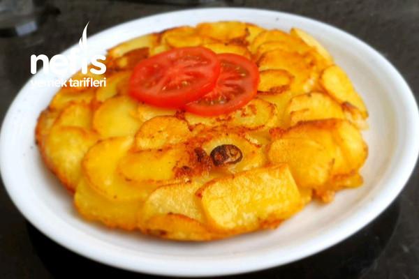 Kahvaltıya Mükemmel Lezzette En Kolayından Patates