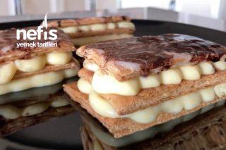 Milföy Pastası Tüm Detaylarıyla (Videolu) Tarifi