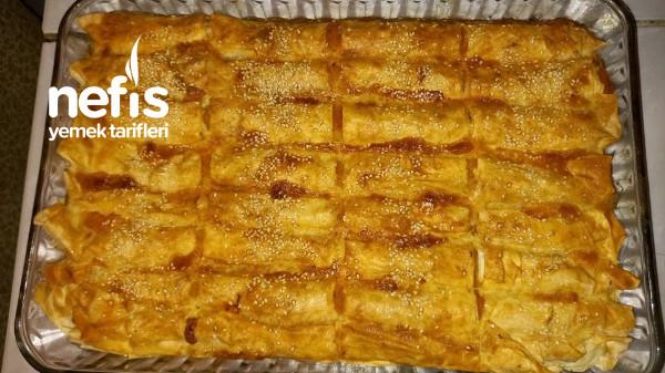Patatesli Kolay Börek