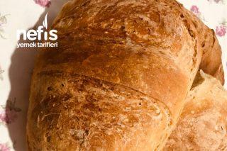 Çavdar Unlu Ekmek Yapımı Tarifi