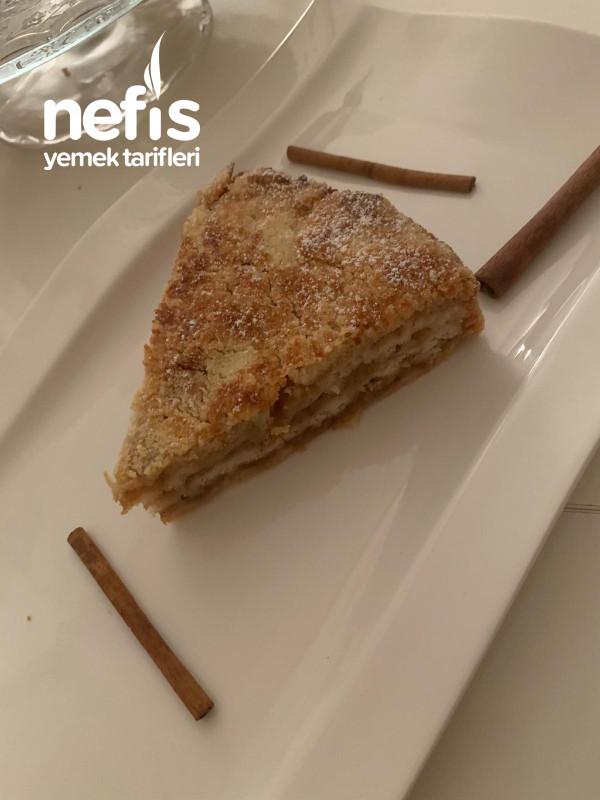 Hamur Yok!.. Çok Pratik Çok Lezzetli..elmalı Kolay Pasta..buna İnananamayacaksınız…