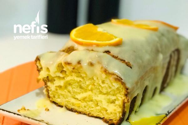Pamuk Gibi Portakallı Kek