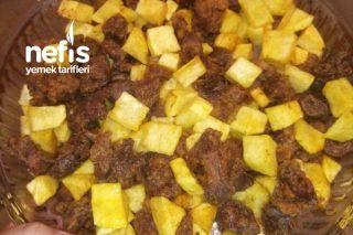 Patatesli Tavuk Ciğeri Tarifi