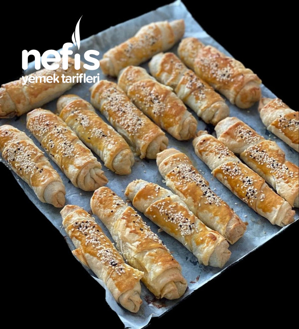 Pırasalı Sebzeli Börek (Dondurucu İçin)