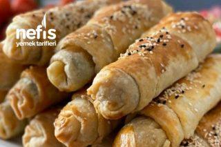 Pırasalı Sebzeli Börek (Dondurucu İçin) Tarifi